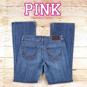 Pink Jeans Size 8